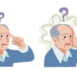 アルツハイマー病による軽度認知障害(MCI)って何?予兆は?